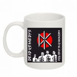 Кружка 320ml Dead Kennedys - FatLine