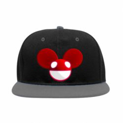 Снепбек Deadmouse Logo 3D - FatLine