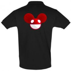 Футболка Поло Deadmouse Logo 3D - FatLine