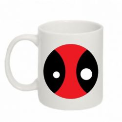 Кружка 320ml Deadpool 0o - FatLine