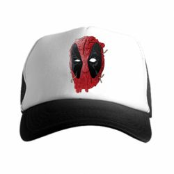 Кепка-тракер Deadpool Art - FatLine