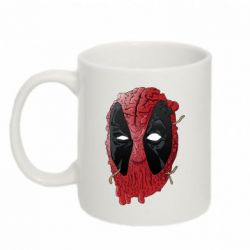 Кружка 320ml Deadpool Art - FatLine