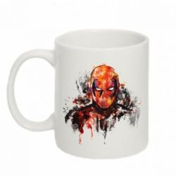 Кружка 320ml Deadpool Bad Hero - FatLine