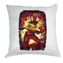 Подушка Deadpool Comics