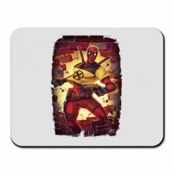 Килимок для миші Deadpool Comics
