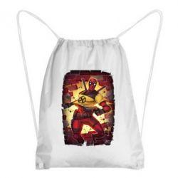 Рюкзак-мішок Deadpool Comics