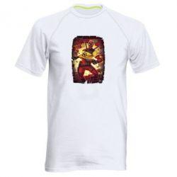 Чоловіча спортивна футболка Deadpool Comics