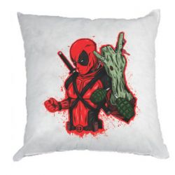 Подушка Deadpool Cool - FatLine
