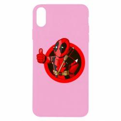 Чехол для iPhone X/Xs Deadpool Fallout Boy