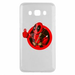 Чехол для Samsung J5 2016 Deadpool Fallout Boy