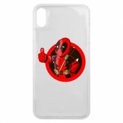 Чехол для iPhone Xs Max Deadpool Fallout Boy