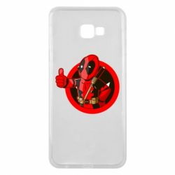 Чехол для Samsung J4 Plus 2018 Deadpool Fallout Boy