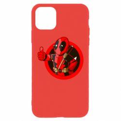Чехол для iPhone 11 Deadpool Fallout Boy