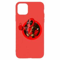 Чехол для iPhone 11 Pro Deadpool Fallout Boy