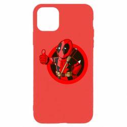 Чехол для iPhone 11 Pro Max Deadpool Fallout Boy