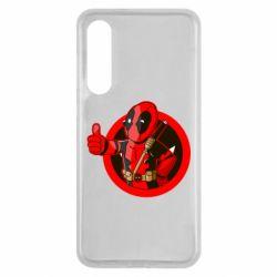 Чехол для Xiaomi Mi9 SE Deadpool Fallout Boy