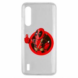 Чехол для Xiaomi Mi9 Lite Deadpool Fallout Boy