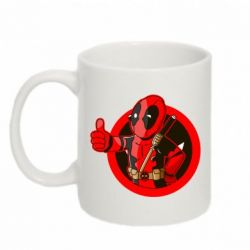 Кружка 320ml Deadpool Fallout Boy
