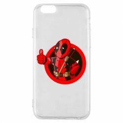 Чехол для iPhone 6/6S Deadpool Fallout Boy