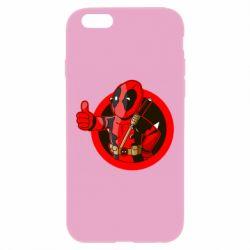 Чехол для iPhone 6 Plus/6S Plus Deadpool Fallout Boy