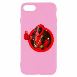 Чехол для iPhone 7 Deadpool Fallout Boy