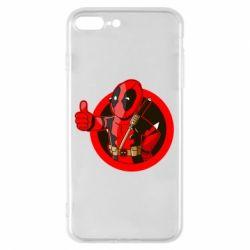 Чехол для iPhone 7 Plus Deadpool Fallout Boy