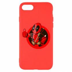 Чехол для iPhone 8 Deadpool Fallout Boy