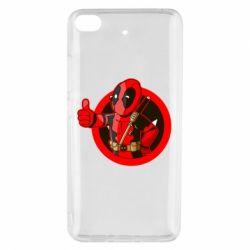 Чехол для Xiaomi Mi 5s Deadpool Fallout Boy