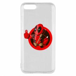 Чехол для Xiaomi Mi6 Deadpool Fallout Boy