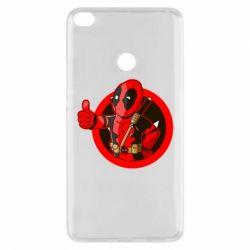 Чехол для Xiaomi Mi Max 2 Deadpool Fallout Boy
