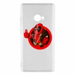 Чехол для Xiaomi Mi Note 2 Deadpool Fallout Boy