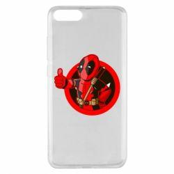 Чехол для Xiaomi Mi Note 3 Deadpool Fallout Boy