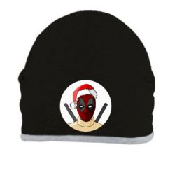 Шапка Deadpool in New Year's hat