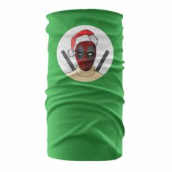Бандана-труба Deadpool in New Year's hat
