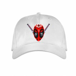Детская кепка Deadpool Kabuki Mask - FatLine