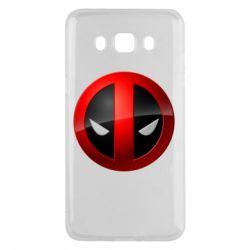 Чехол для Samsung J5 2016 Deadpool Logo
