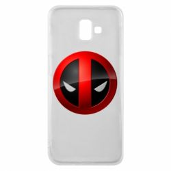 Чохол для Samsung J6 Plus 2018 Deadpool Logo