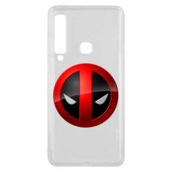 Чехол для Samsung A9 2018 Deadpool Logo