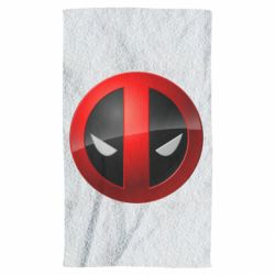 Рушник Deadpool Logo