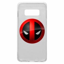 Чехол для Samsung S10e Deadpool Logo