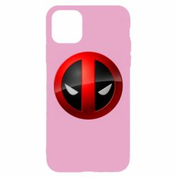 Чохол для iPhone 11 Deadpool Logo