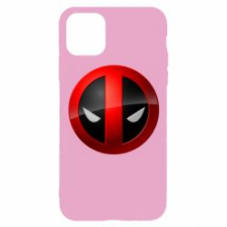 Чохол для iPhone 11 Pro Deadpool Logo