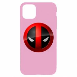 Чохол для iPhone 11 Pro Max Deadpool Logo