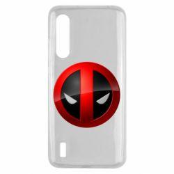 Чехол для Xiaomi Mi9 Lite Deadpool Logo