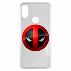 Чохол для Xiaomi Redmi Note 7 Deadpool Logo