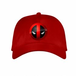 Детская кепка Deadpool Logo - FatLine