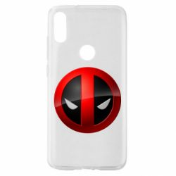 Чохол для Xiaomi Mi Play Deadpool Logo