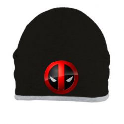 Шапка Deadpool Logo - FatLine