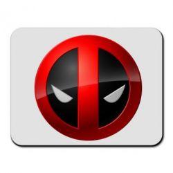 Коврик для мыши Deadpool Logo - FatLine