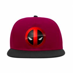 Снепбек Deadpool Logo - FatLine